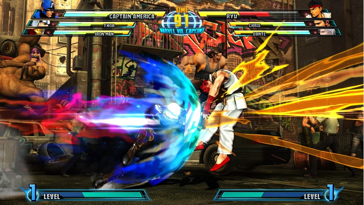 Marvel vs Capcom 3 : Fate of Two Worlds Playstation 3 | 180