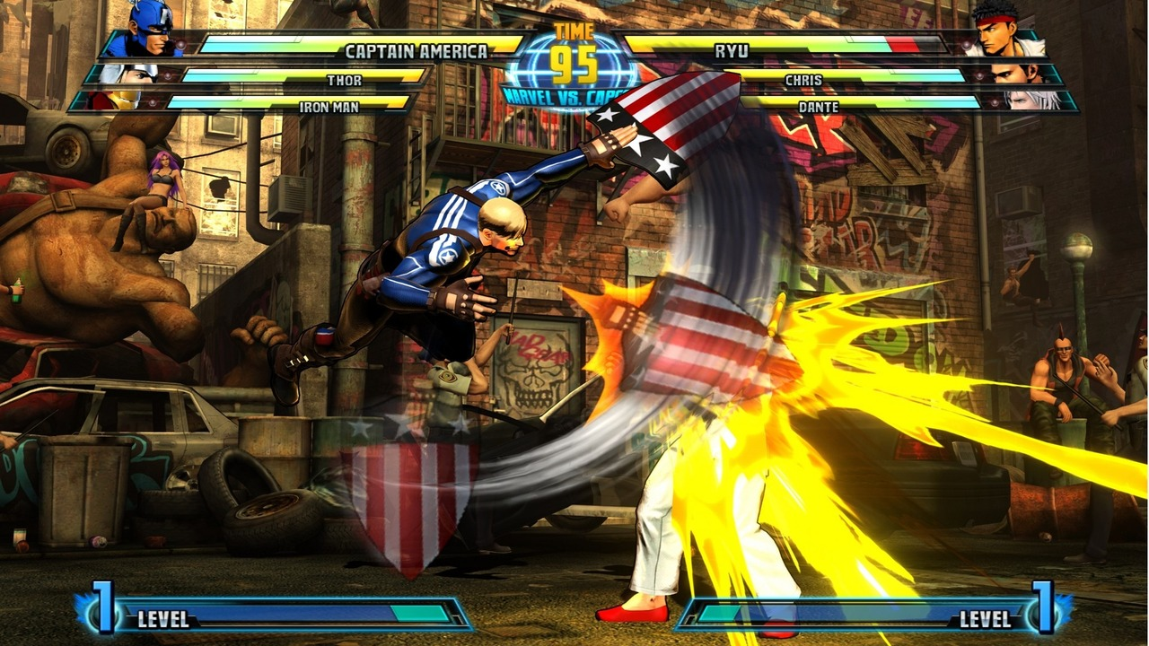 Marvel vs Capcom 3 : Fate of Two Worlds Playstation 3 | 181
