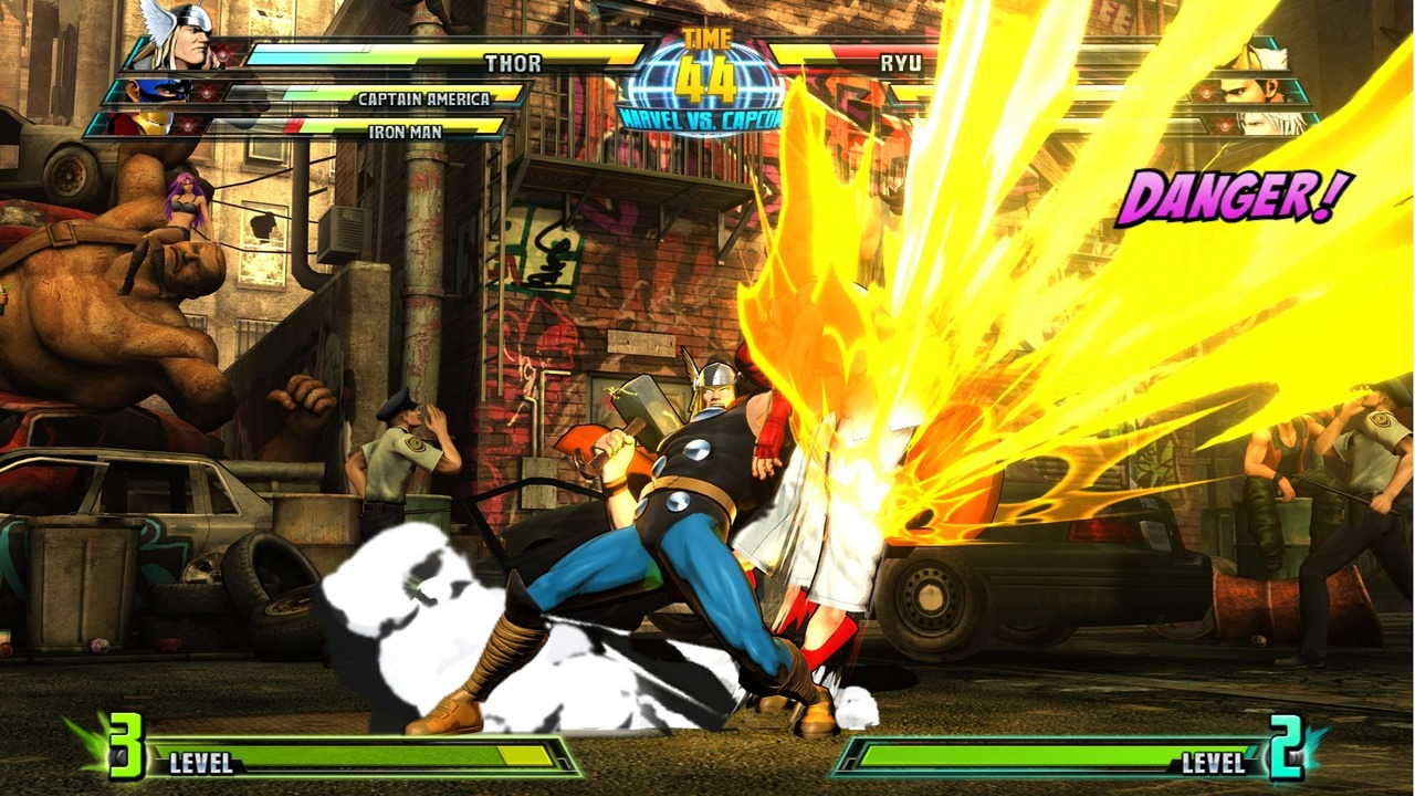 Marvel vs Capcom 3 : Fate of Two Worlds Playstation 3 | 187