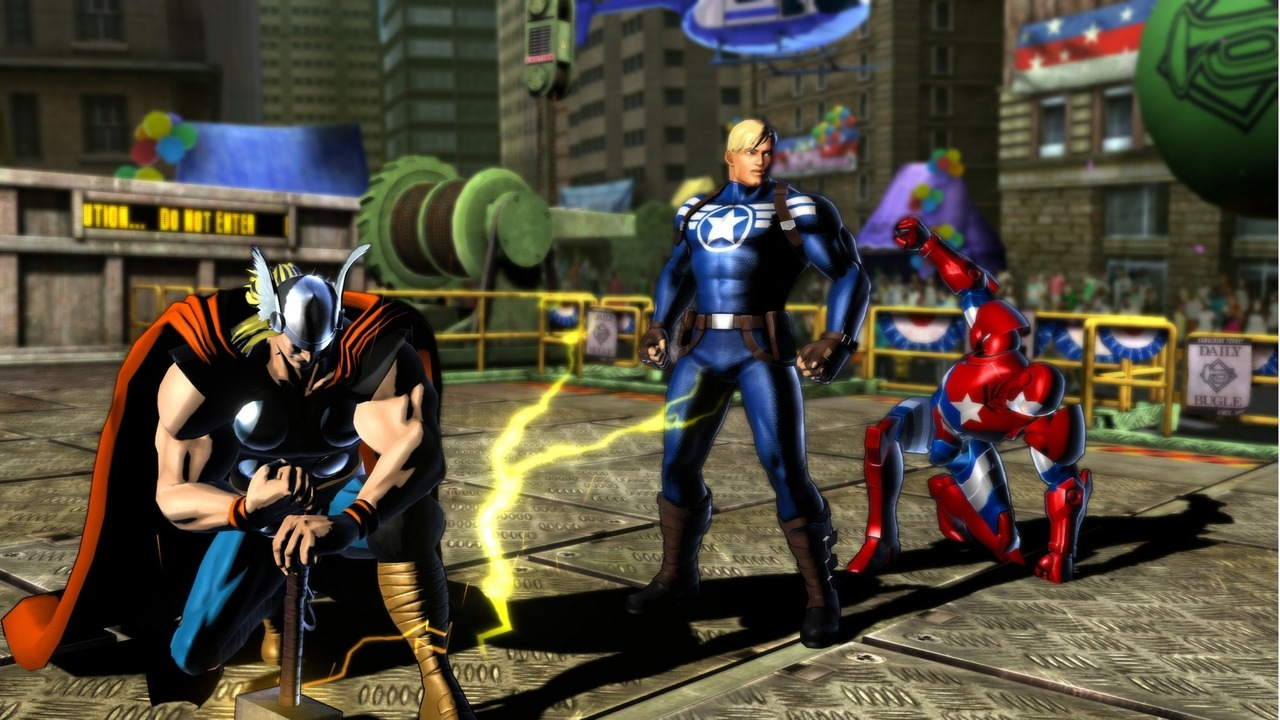 Marvel vs Capcom 3 : Fate of Two Worlds Playstation 3 | 192