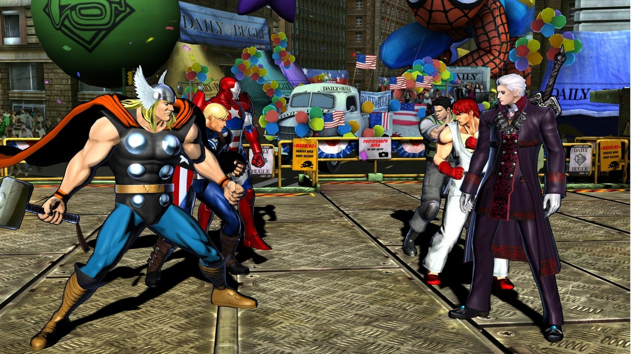 Marvel vs Capcom 3 : Fate of Two Worlds Playstation 3 | 194