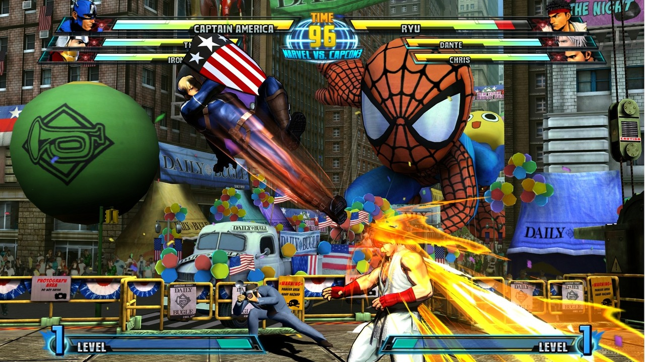 Marvel vs Capcom 3 : Fate of Two Worlds Playstation 3 | 195