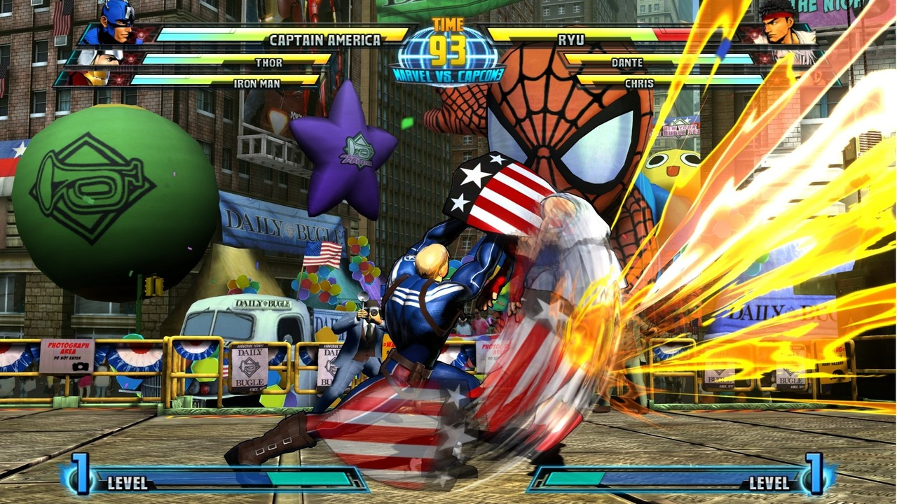 Marvel vs Capcom 3 : Fate of Two Worlds Playstation 3 | 196