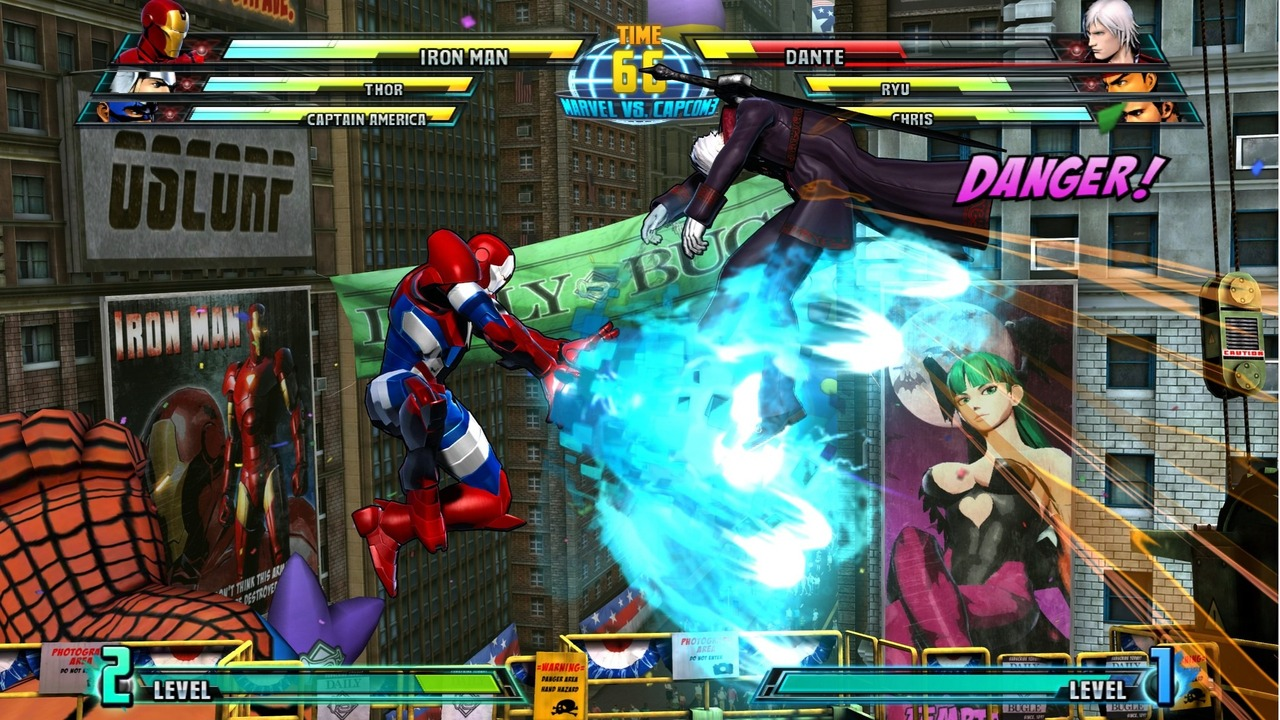 Marvel vs Capcom 3 : Fate of Two Worlds Playstation 3 | 199