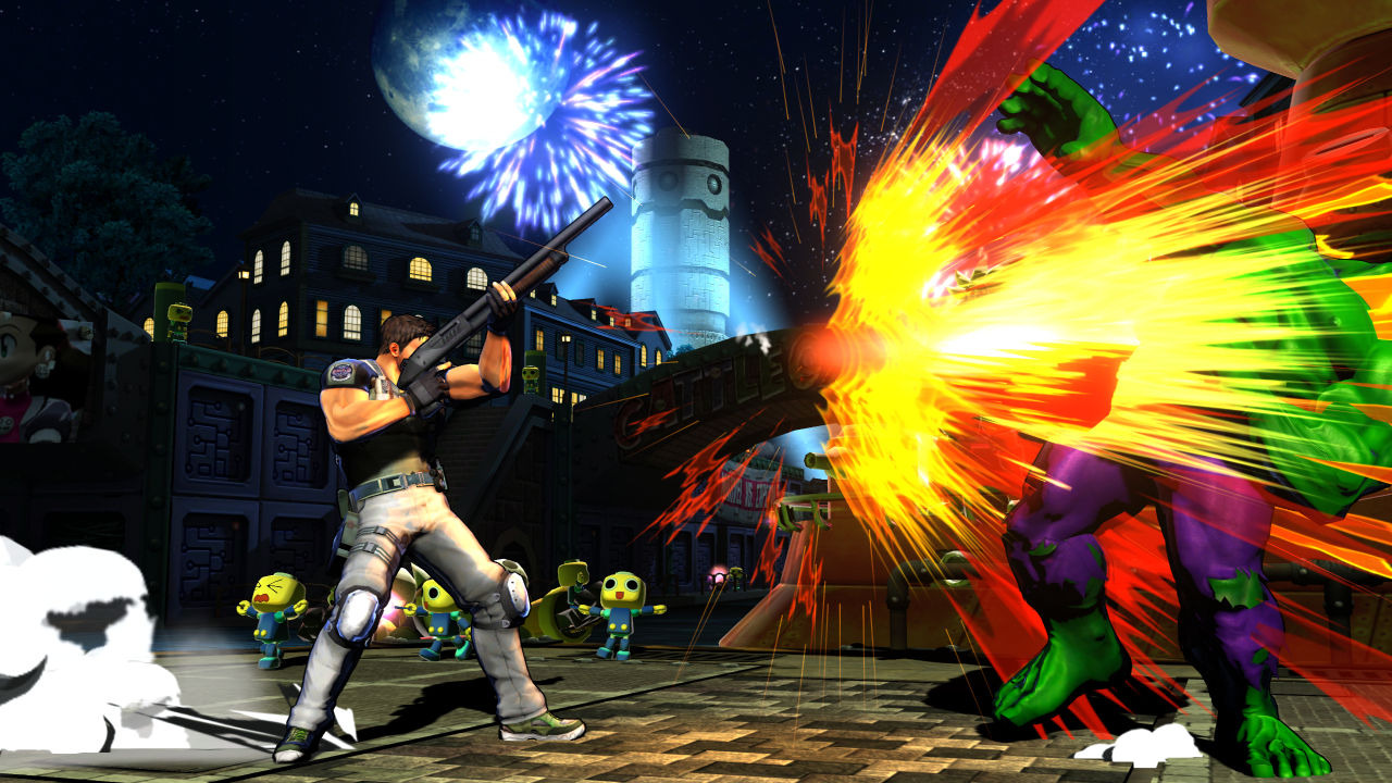 Marvel vs Capcom 3 : Fate of Two Worlds Playstation 3 | 2