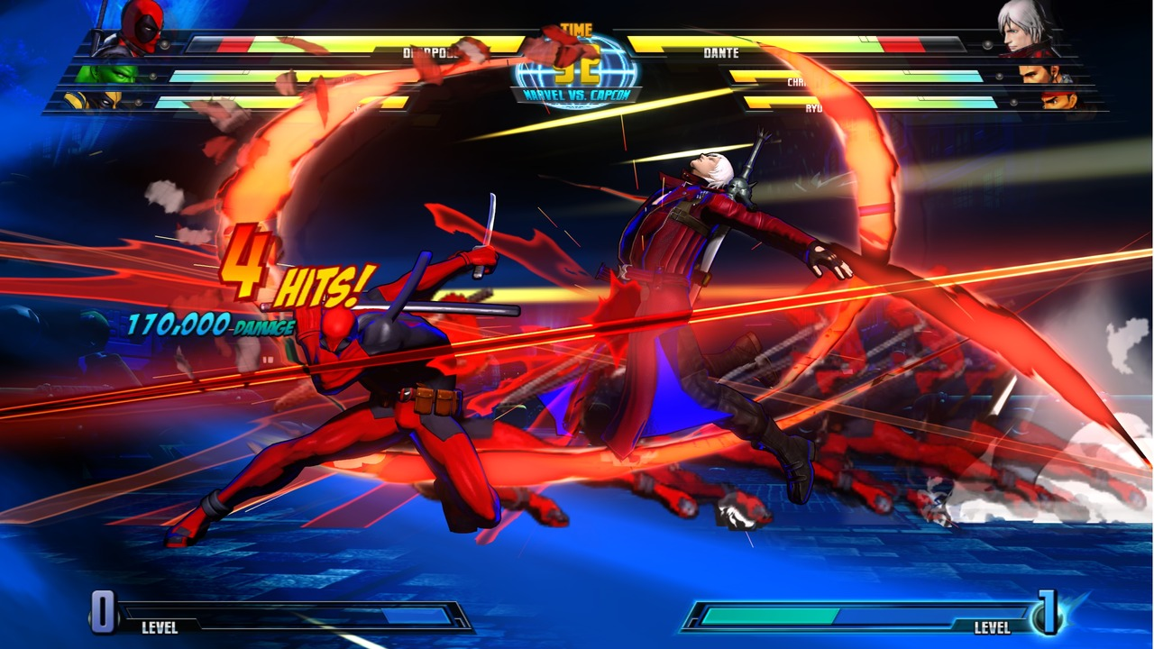 Marvel vs Capcom 3 : Fate of Two Worlds Playstation 3 | 20