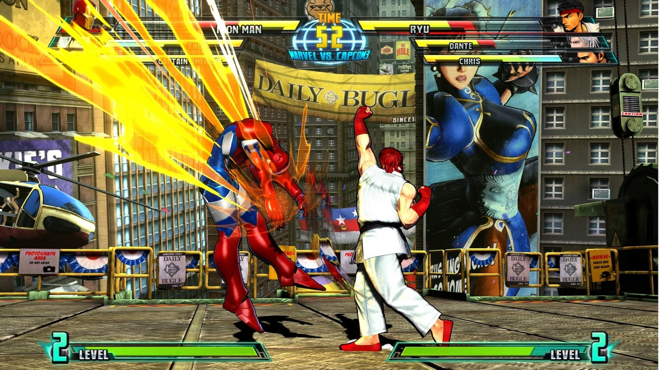 Marvel vs Capcom 3 : Fate of Two Worlds Playstation 3 | 203