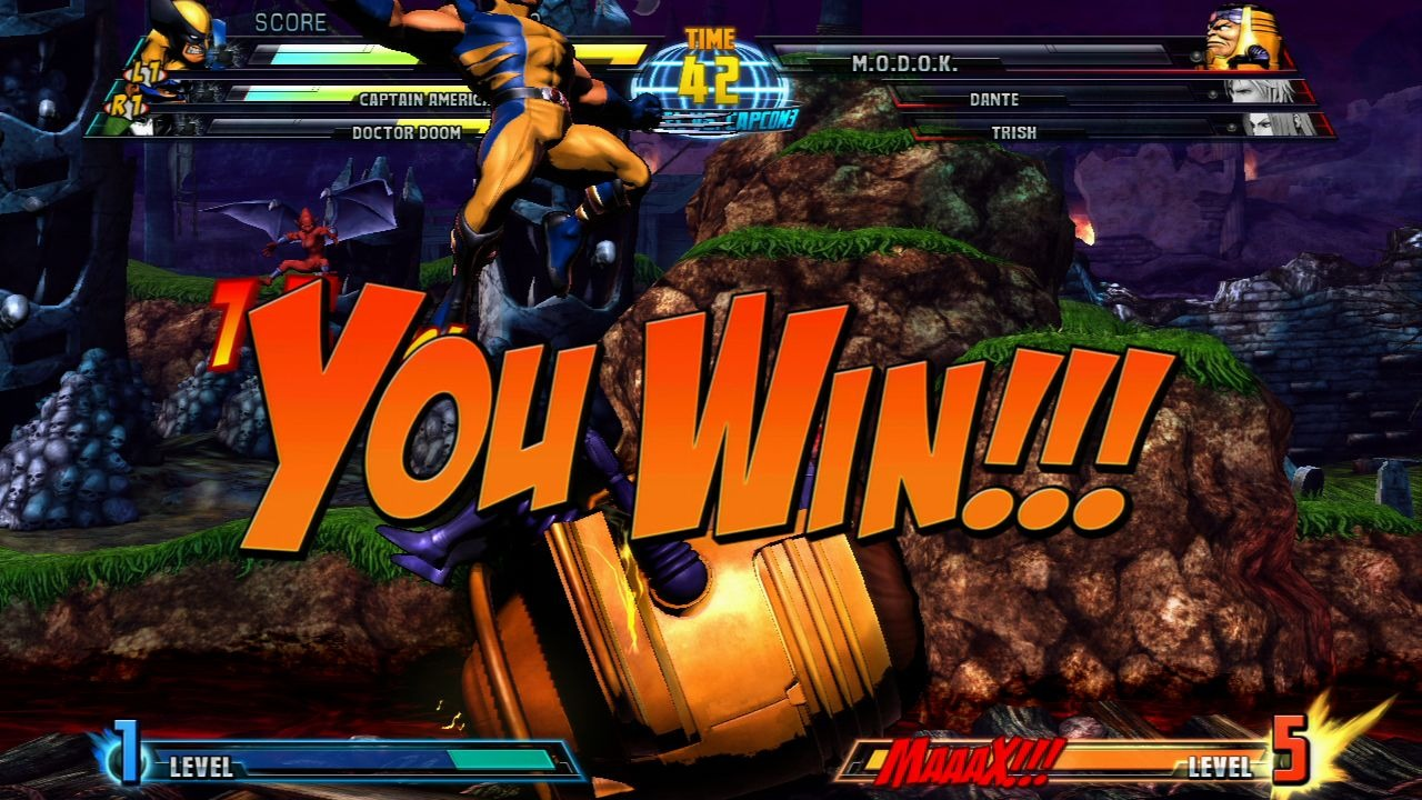 Marvel vs Capcom 3 : Fate of Two Worlds Playstation 3 | 209