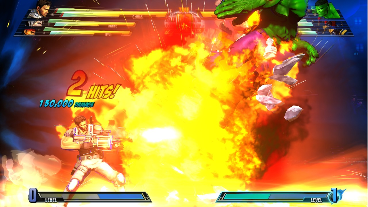Marvel vs Capcom 3 : Fate of Two Worlds Playstation 3 | 21
