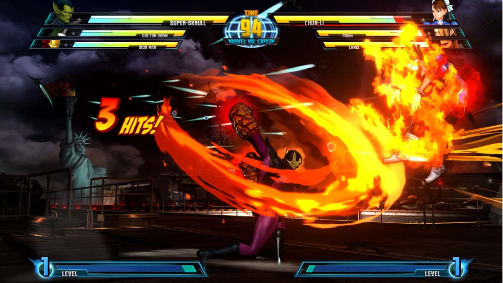 Marvel vs Capcom 3 : Fate of Two Worlds Playstation 3 | 214