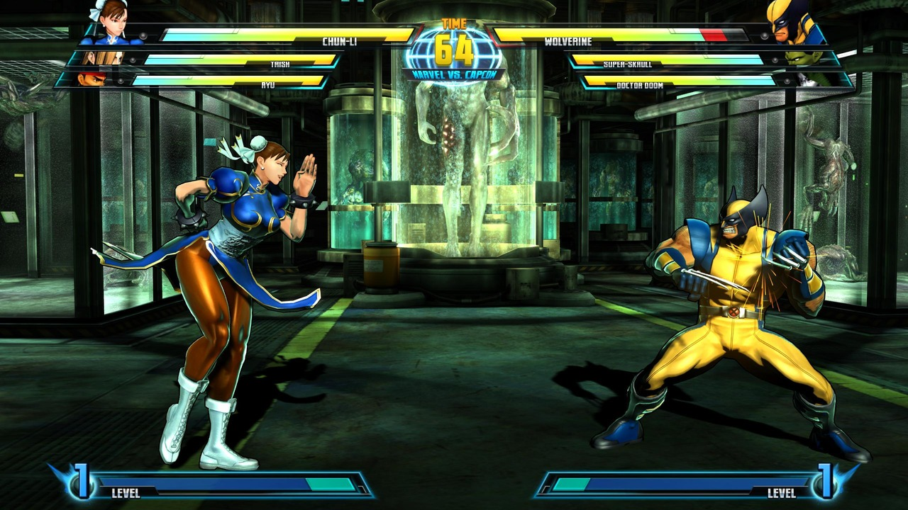Marvel vs Capcom 3 : Fate of Two Worlds Playstation 3 | 215