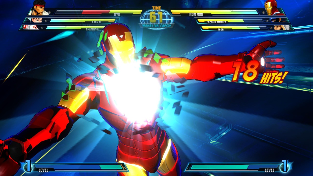 Marvel vs Capcom 3 : Fate of Two Worlds Playstation 3 | 216