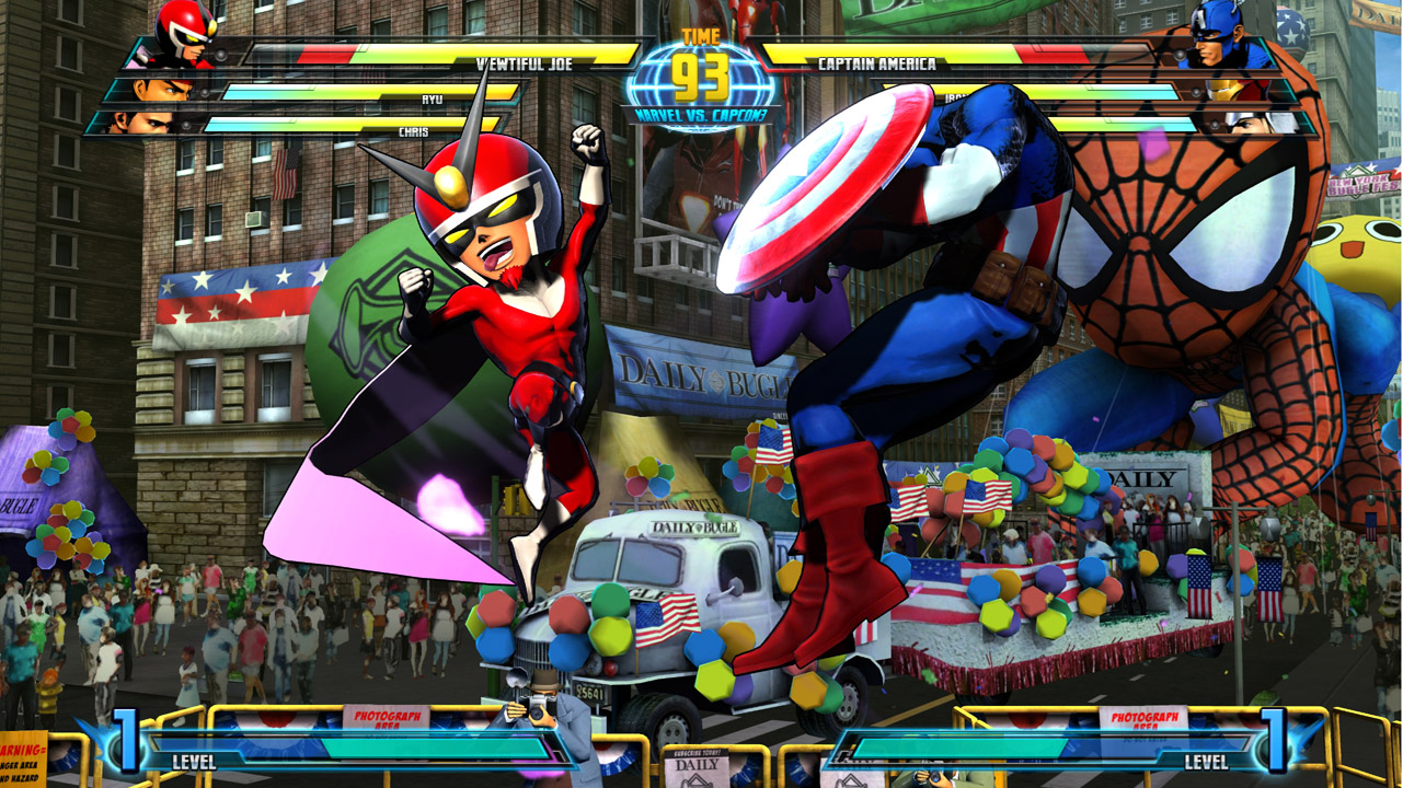 Marvel vs Capcom 3 : Fate of Two Worlds Playstation 3 | 218