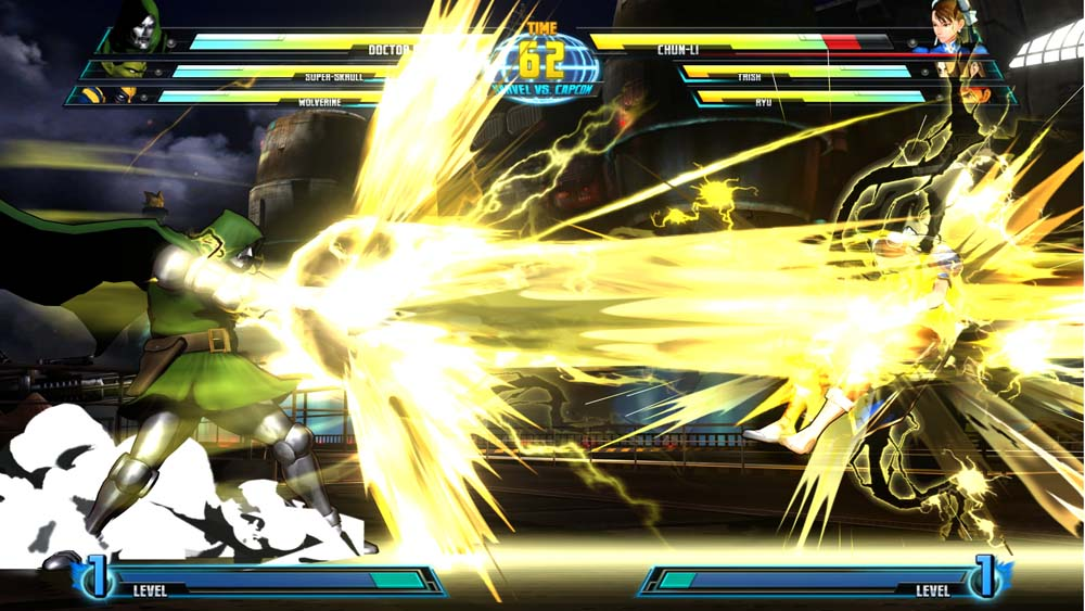Marvel vs Capcom 3 : Fate of Two Worlds Playstation 3 | 22