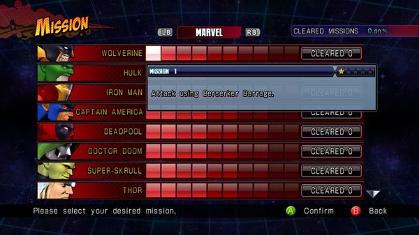 Marvel vs Capcom 3 : Fate of Two Worlds Playstation 3 | 221