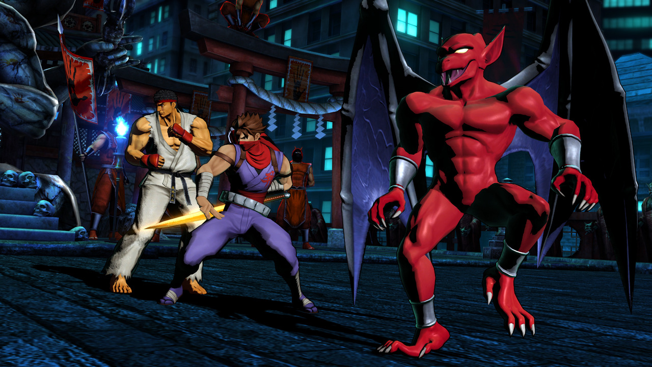 Marvel vs Capcom 3 : Fate of Two Worlds Playstation 3 | 224