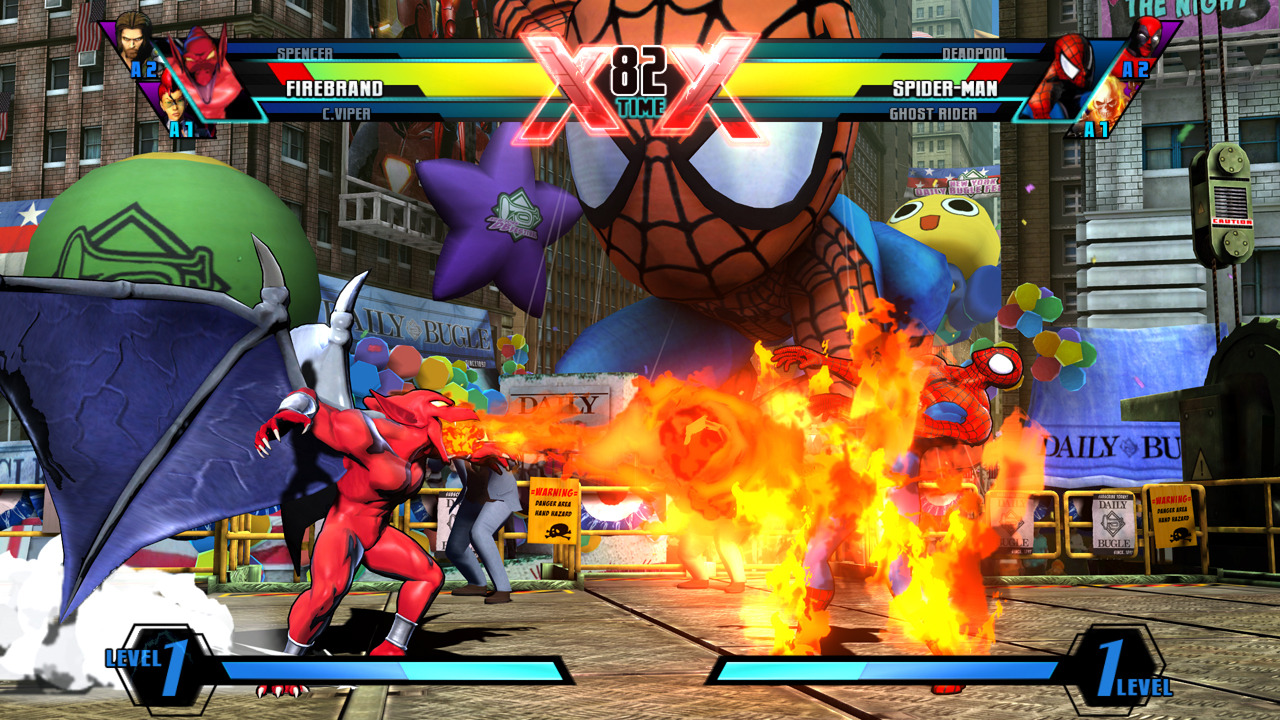 Marvel vs Capcom 3 : Fate of Two Worlds Playstation 3 | 228