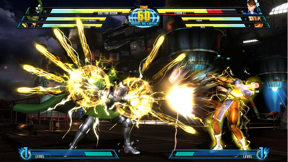 Marvel vs Capcom 3 : Fate of Two Worlds Playstation 3 | 23