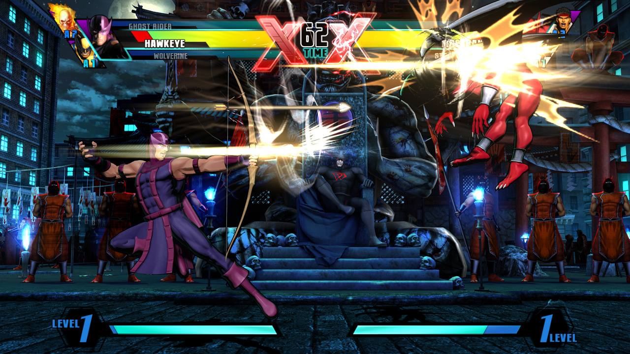 Marvel vs Capcom 3 : Fate of Two Worlds Playstation 3 | 231