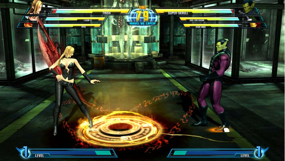 Marvel vs Capcom 3 : Fate of Two Worlds Playstation 3 | 24