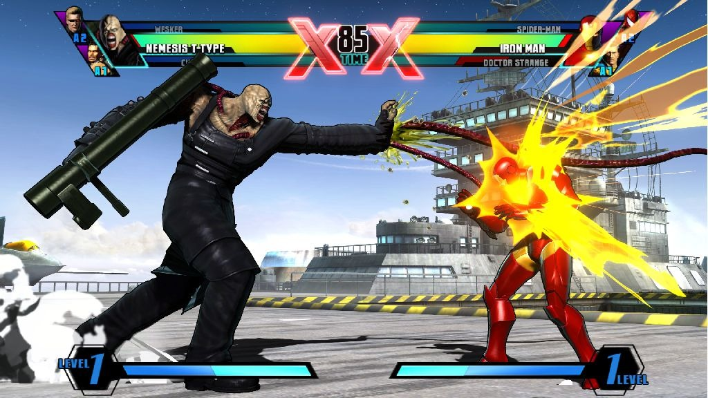 Marvel vs Capcom 3 : Fate of Two Worlds Playstation 3 | 246