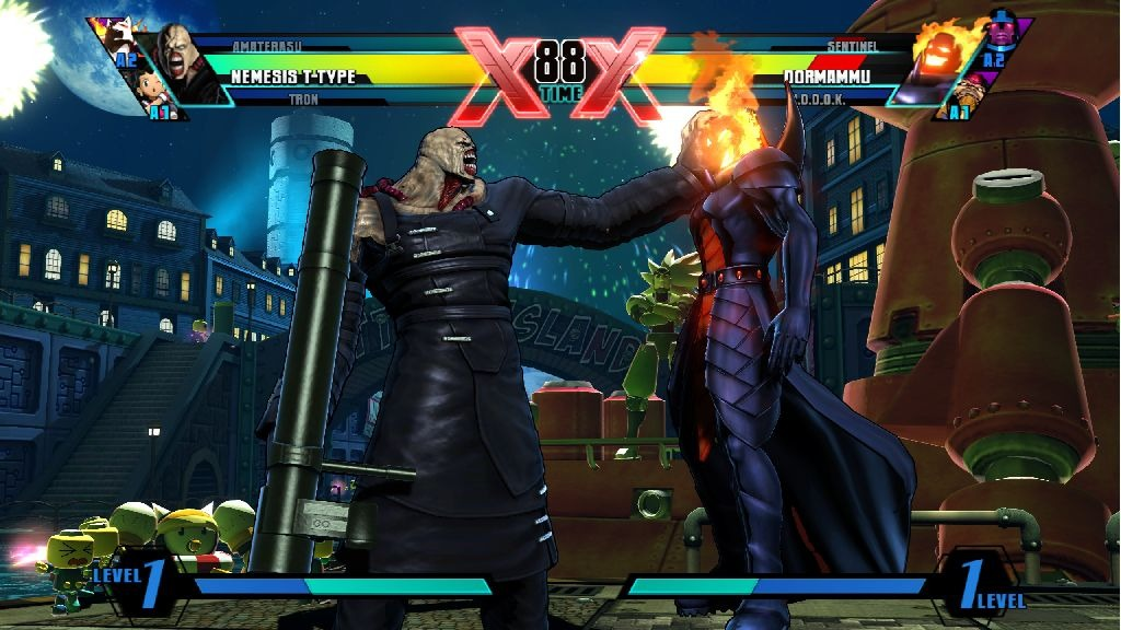 Marvel vs Capcom 3 : Fate of Two Worlds Playstation 3 | 249