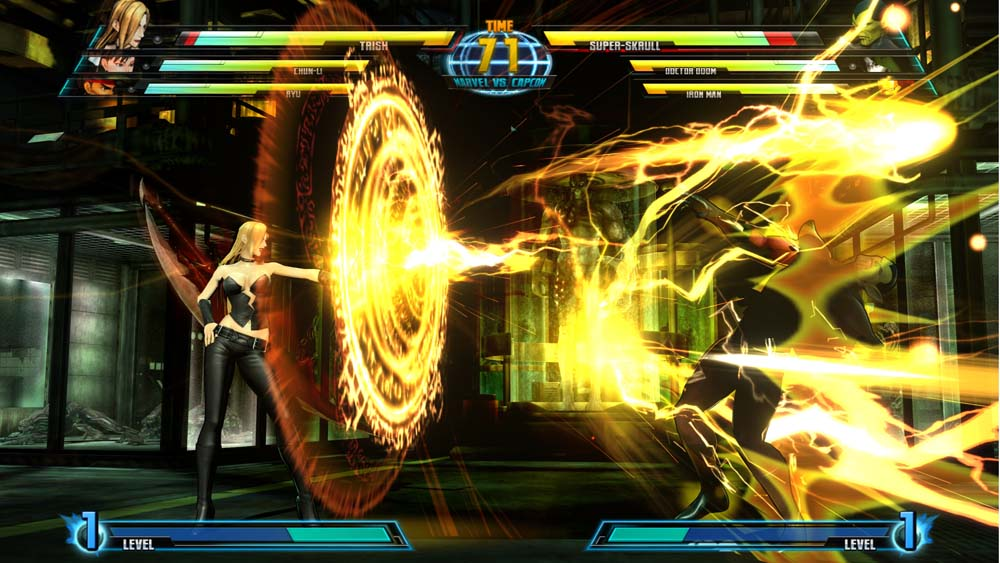 Marvel vs Capcom 3 : Fate of Two Worlds Playstation 3 | 25