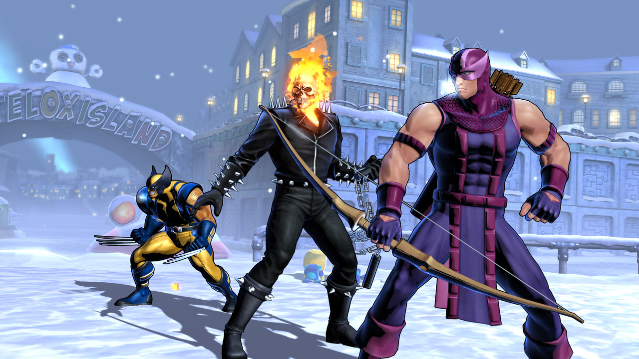 Marvel vs Capcom 3 : Fate of Two Worlds Playstation 3 | 254