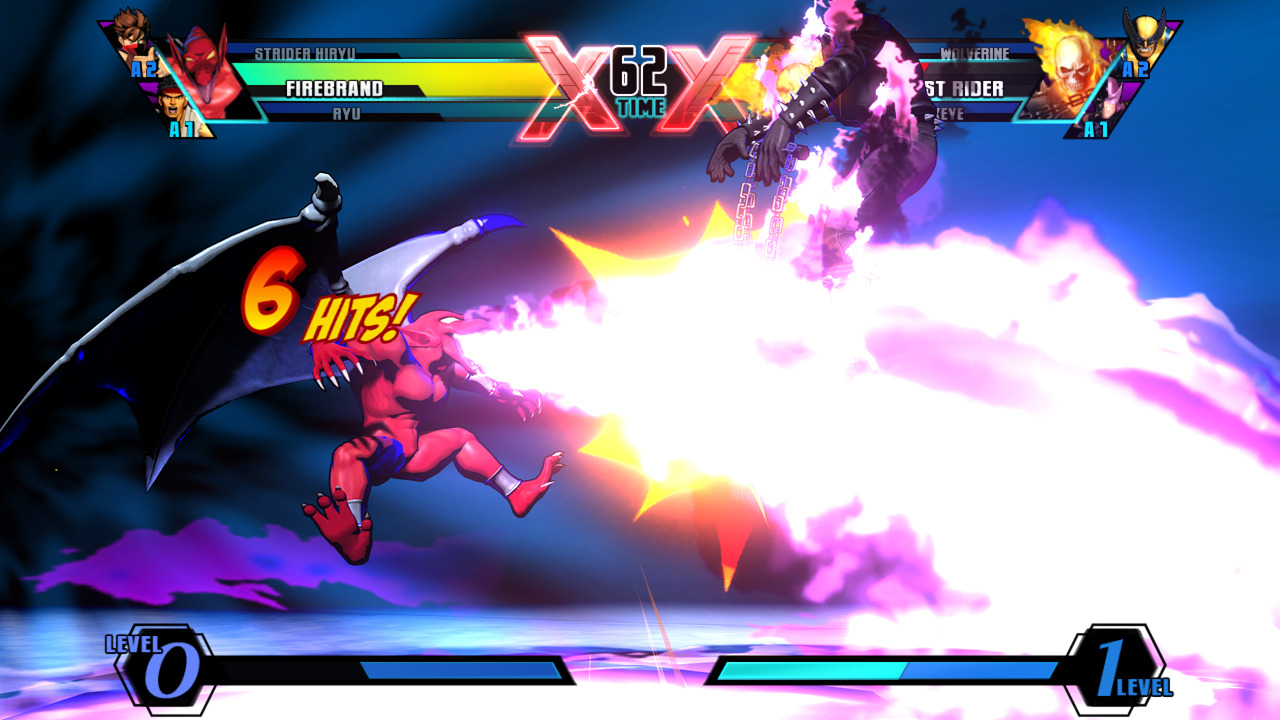 Marvel vs Capcom 3 : Fate of Two Worlds Playstation 3 | 256