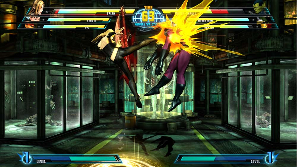 Marvel vs Capcom 3 : Fate of Two Worlds Playstation 3 | 26