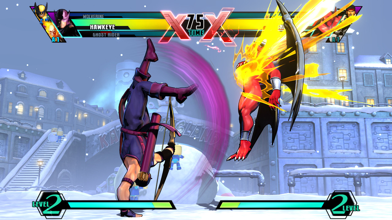 Marvel vs Capcom 3 : Fate of Two Worlds Playstation 3 | 263