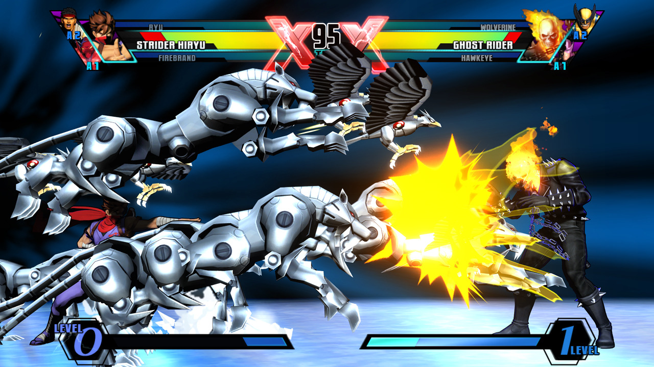 Marvel vs Capcom 3 : Fate of Two Worlds Playstation 3 | 265