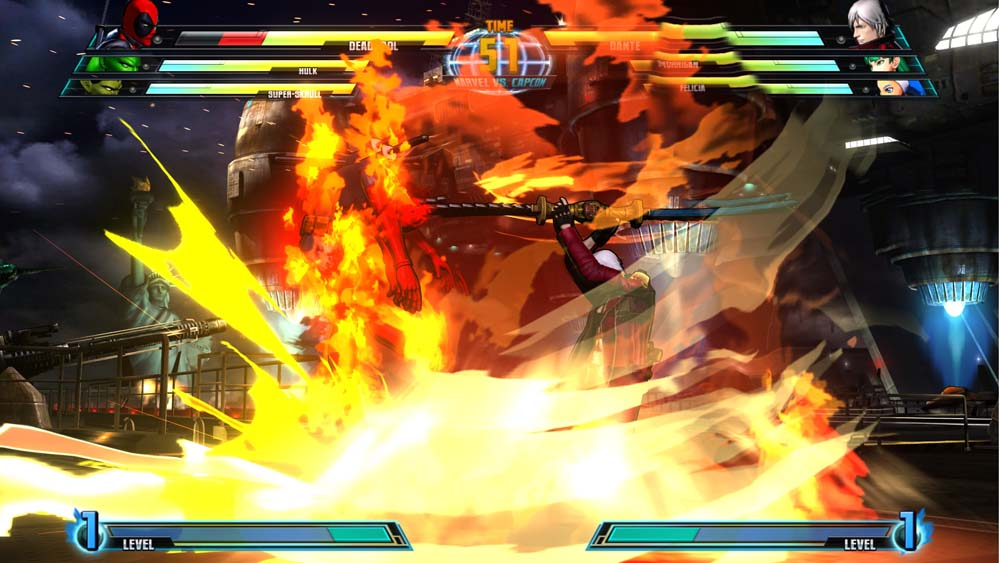 Marvel vs Capcom 3 : Fate of Two Worlds Playstation 3 | 27