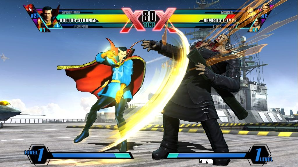 Marvel vs Capcom 3 : Fate of Two Worlds Playstation 3 | 279