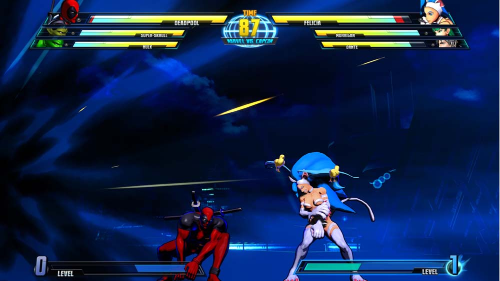 Marvel vs Capcom 3 : Fate of Two Worlds Playstation 3 | 29