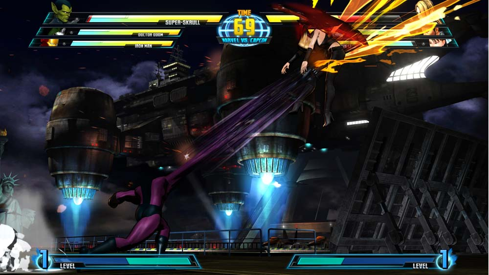 Marvel vs Capcom 3 : Fate of Two Worlds Playstation 3 | 31