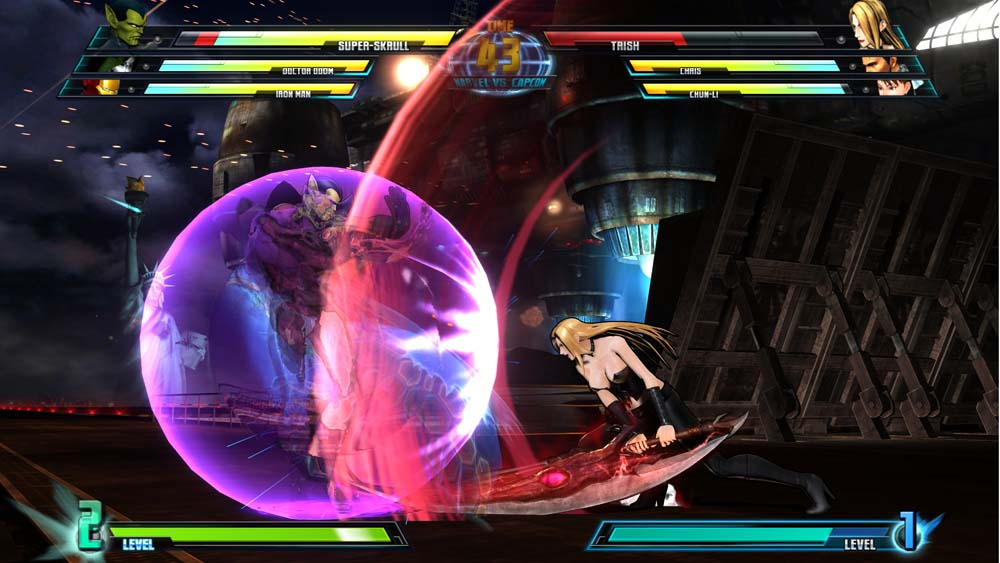 Marvel vs Capcom 3 : Fate of Two Worlds Playstation 3 | 32
