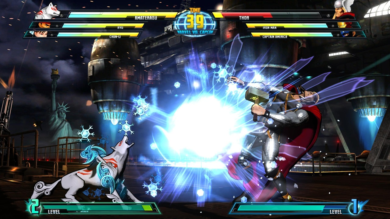Marvel vs Capcom 3 : Fate of Two Worlds Playstation 3 | 37