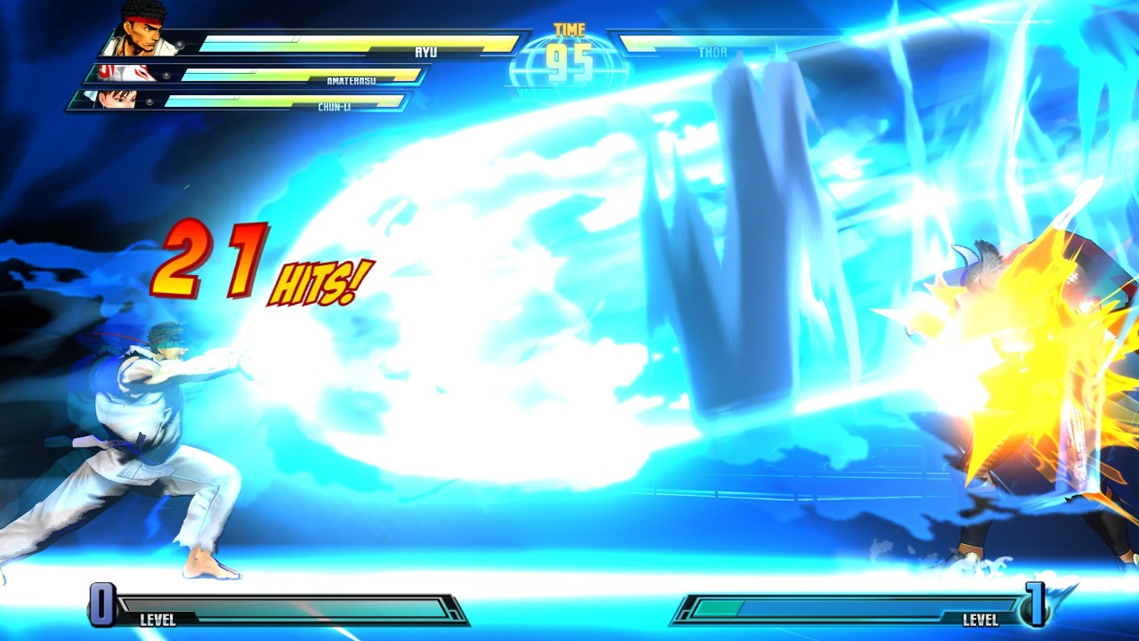 Marvel vs Capcom 3 : Fate of Two Worlds Playstation 3   41