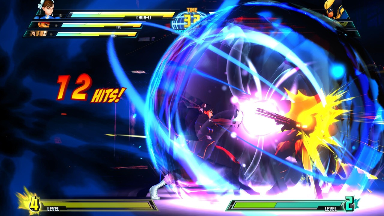 Marvel vs Capcom 3 : Fate of Two Worlds Playstation 3 | 42