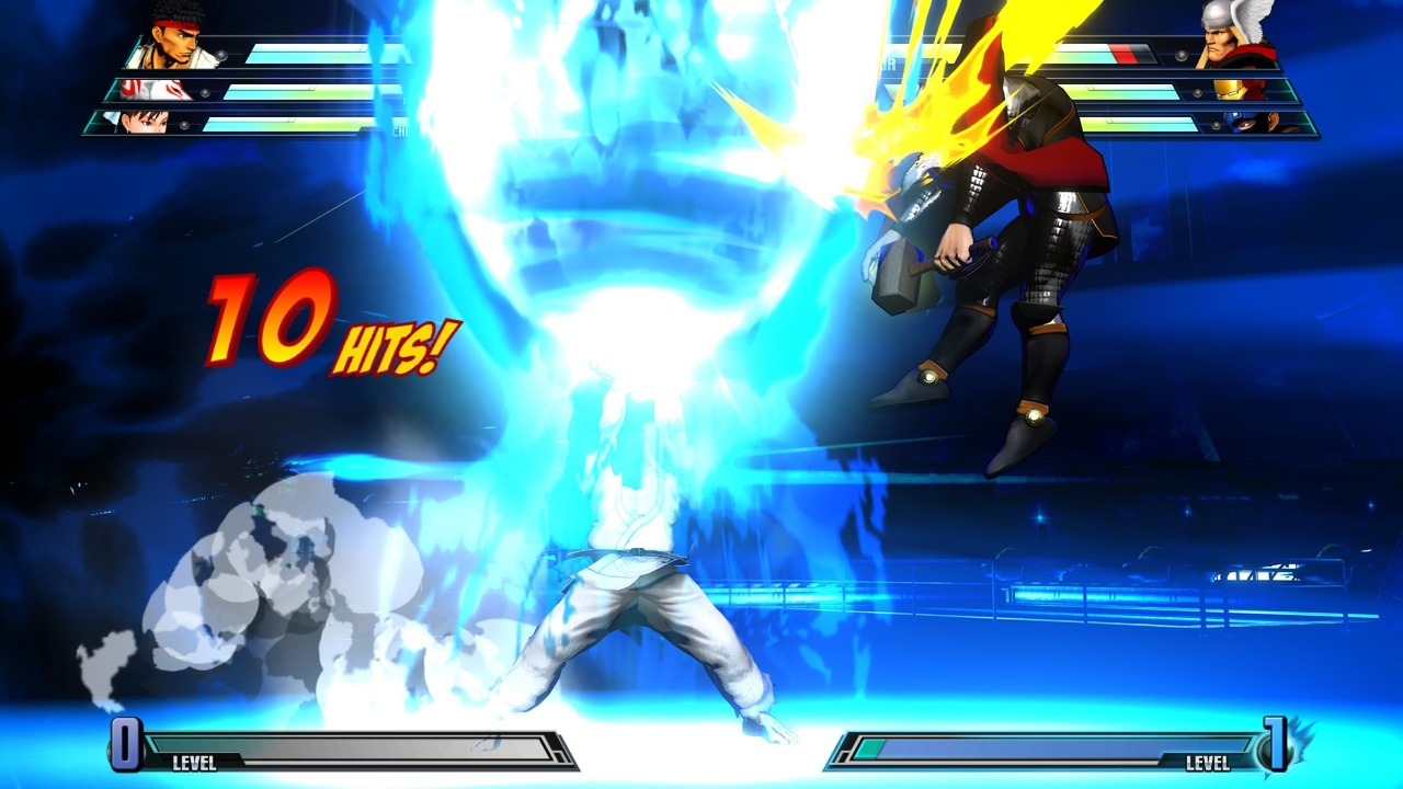 Marvel vs Capcom 3 : Fate of Two Worlds Playstation 3 | 45