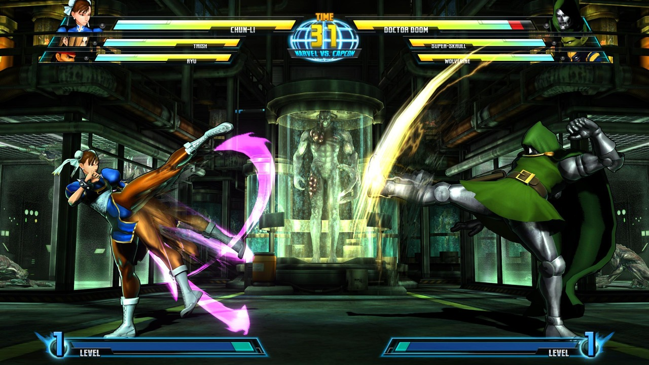 Marvel vs Capcom 3 : Fate of Two Worlds Playstation 3 | 46