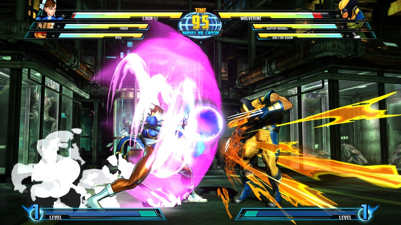 Marvel vs Capcom 3 : Fate of Two Worlds Playstation 3 | 47