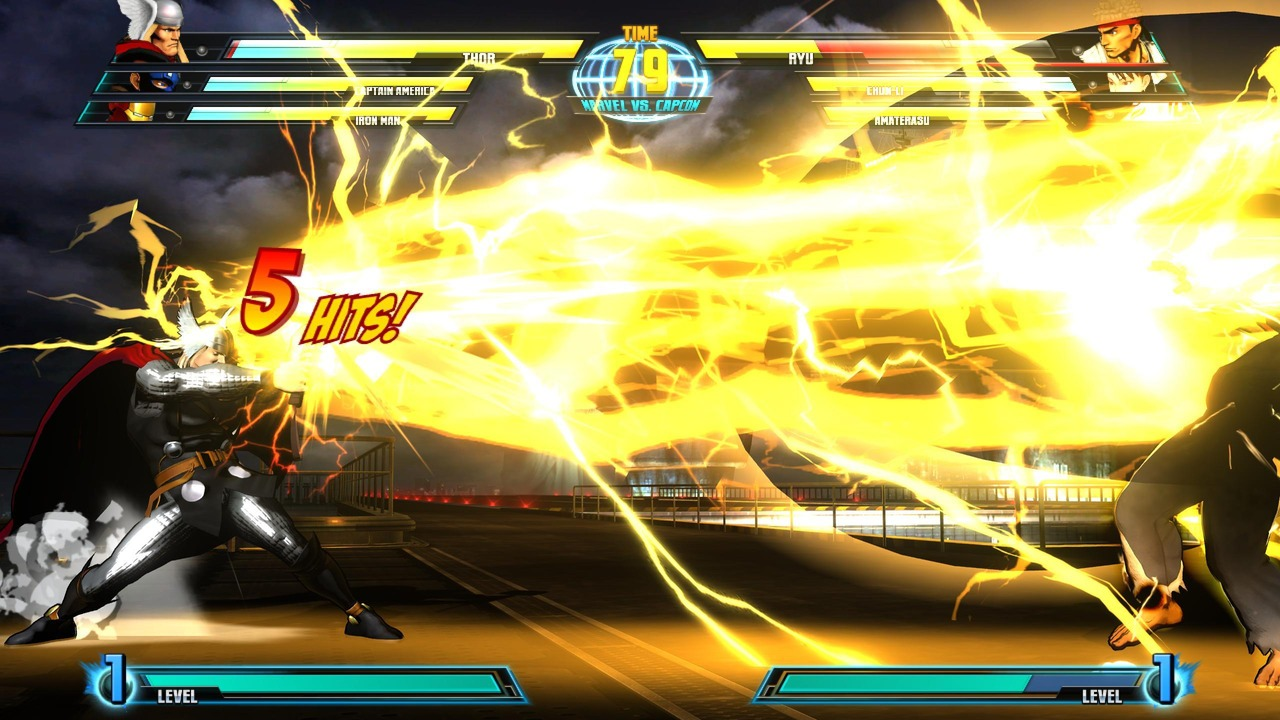 Marvel vs Capcom 3 : Fate of Two Worlds Playstation 3 | 49