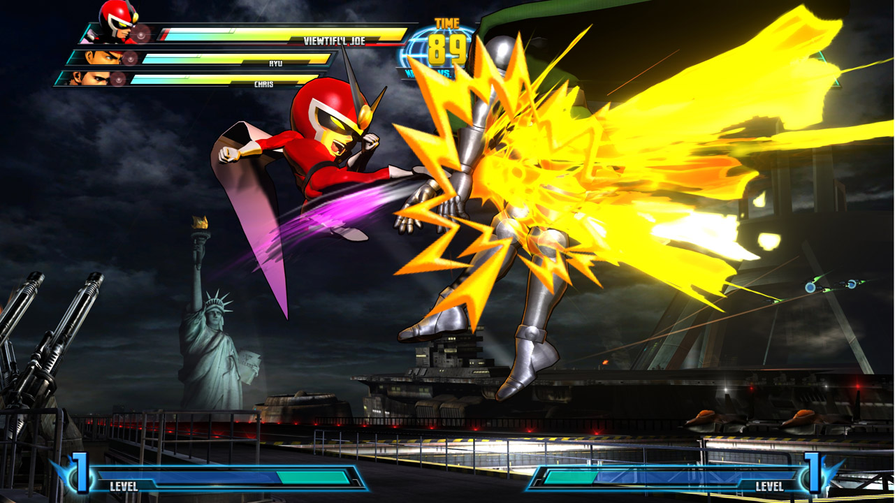 Marvel vs Capcom 3 : Fate of Two Worlds Playstation 3 | 51