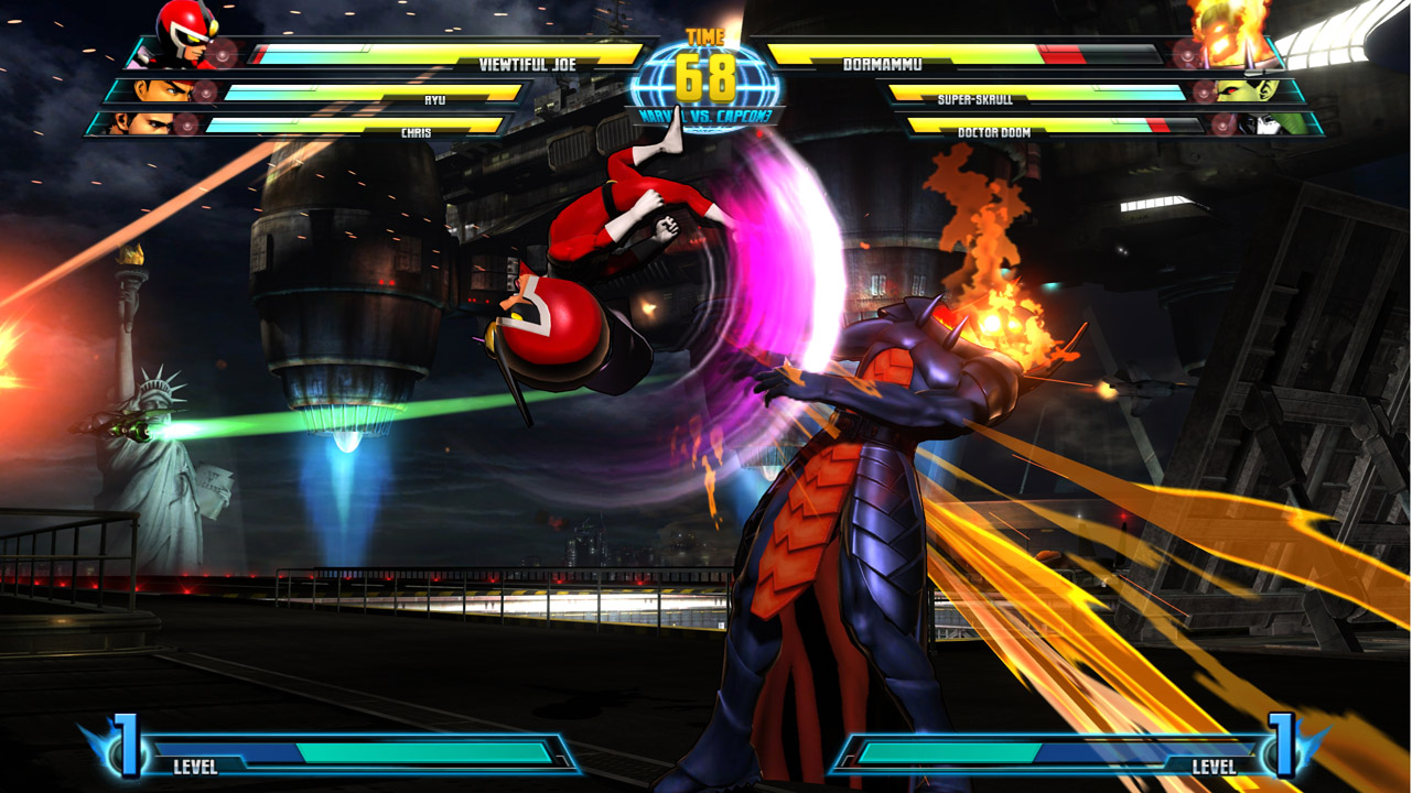 Marvel vs Capcom 3 : Fate of Two Worlds Playstation 3 | 52