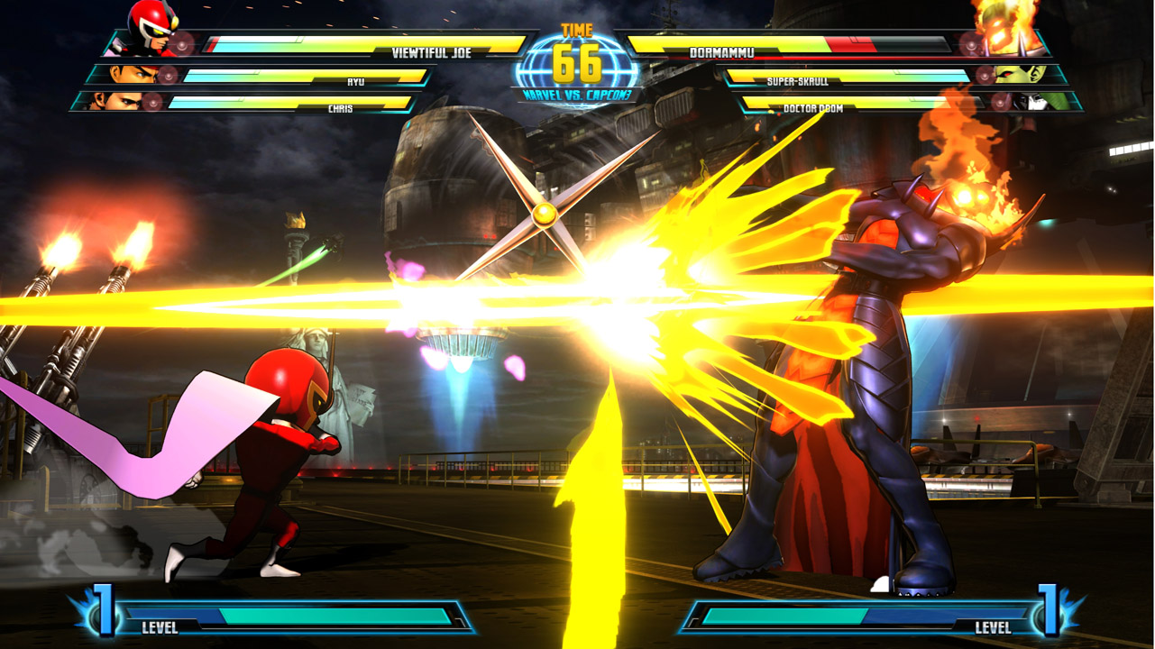 Marvel vs Capcom 3 : Fate of Two Worlds Playstation 3 | 53