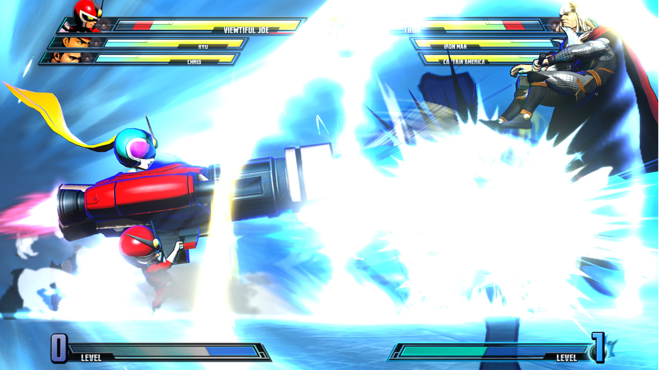 Marvel vs Capcom 3 : Fate of Two Worlds Playstation 3 | 58