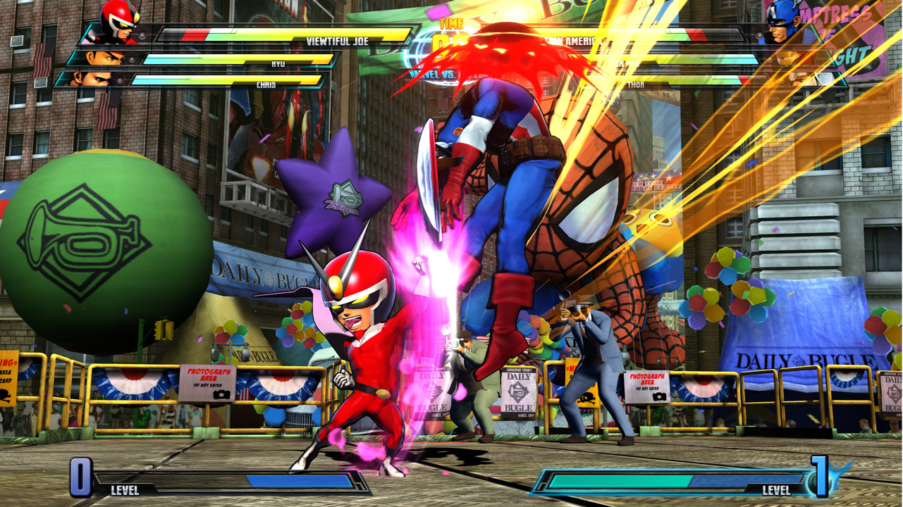Marvel vs Capcom 3 : Fate of Two Worlds Playstation 3 | 59