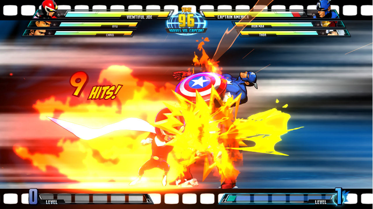 Marvel vs Capcom 3 : Fate of Two Worlds Playstation 3 | 60